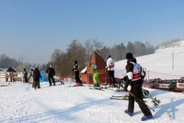 Ciężkowice Atrakcja Wypożyczalnia narciarska Jastrzębia Ski
