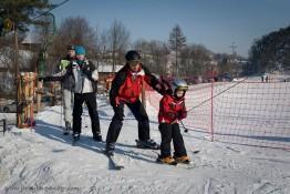 Ciężkowice Atrakcja Szkoła narciarska Jastrzębia Ski