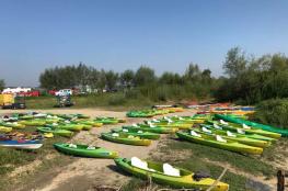 Czchów Atrakcja Spływ kajakowy Kajaki Dunajcem