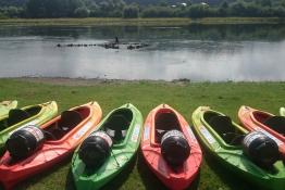 Roztoka Atrakcja Spływ kajakowy Spływy kajakowe Dunajcem