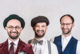 Brzesko Wydarzenie Kabaret Łowcy.B w MOK w Brzesku: